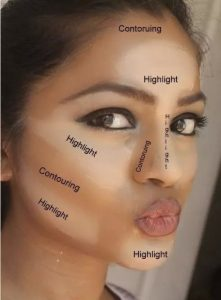 Tips Of Self Makeup