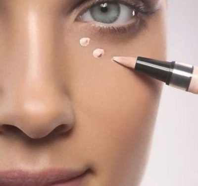 Apply Concealer Correctly