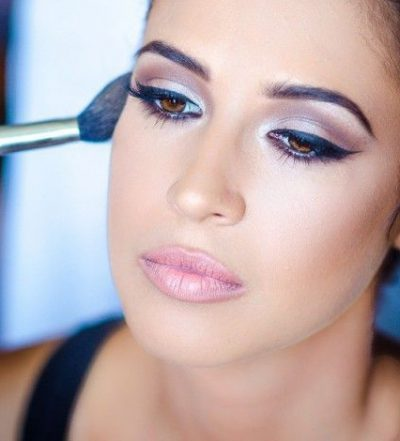 Apply Eyeshadow Step By Step