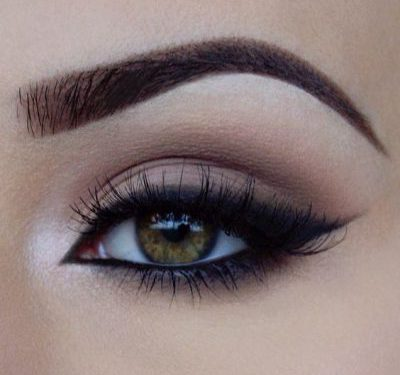 How To Do A Smokey Eye For Brown Eyes