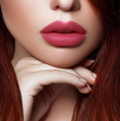 Make A Matte Finish Lipstick