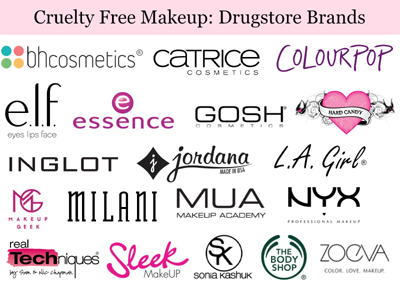 Cruelty Free Cosmetics Brands