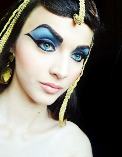 Ancient Egyptian Black Eye Makeup