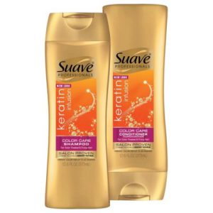 Keratin Infusion Suave Color Care Shampoo