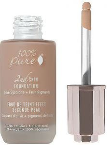 100% Pure 2nd Skin Foundation