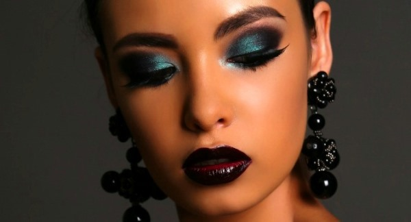 Eye makeup For Dark Skin