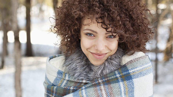 Winter makeup tips for dry skin