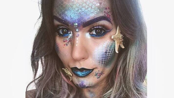 Easy Halloween Makeup For Adults